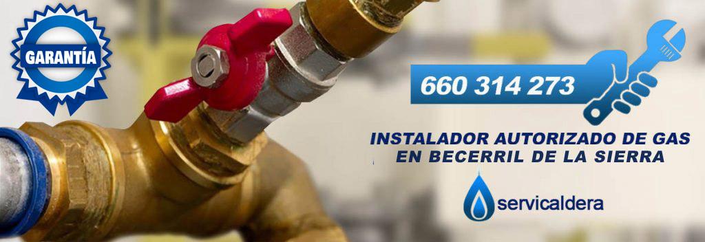 Instalador de Gas en Becerril de la Sierra