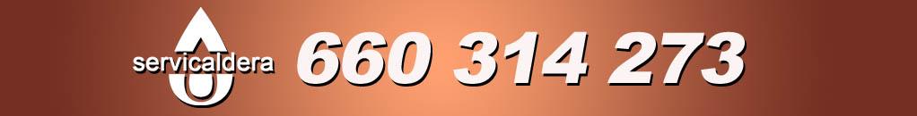 Servicio Técnico Calderas Brunete 660 314 273