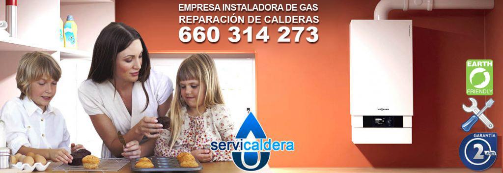 Servicio Técnico Calderas Sevilla la Nueva 660 314 273