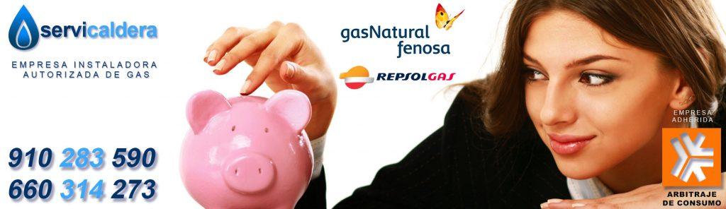 instalador de gas en San Fernando de Henares