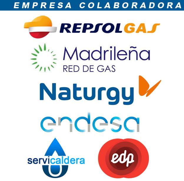 reparación de calderas en Alcalá de Henares