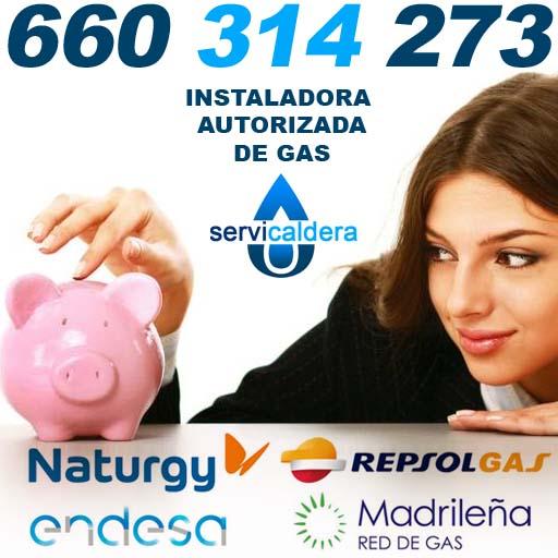 Instalador de Gas en Sevilla la Nueva